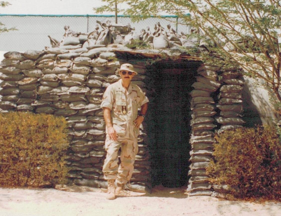 Cdr Tzitzura Southwest Asia Deployment- Aug 1995