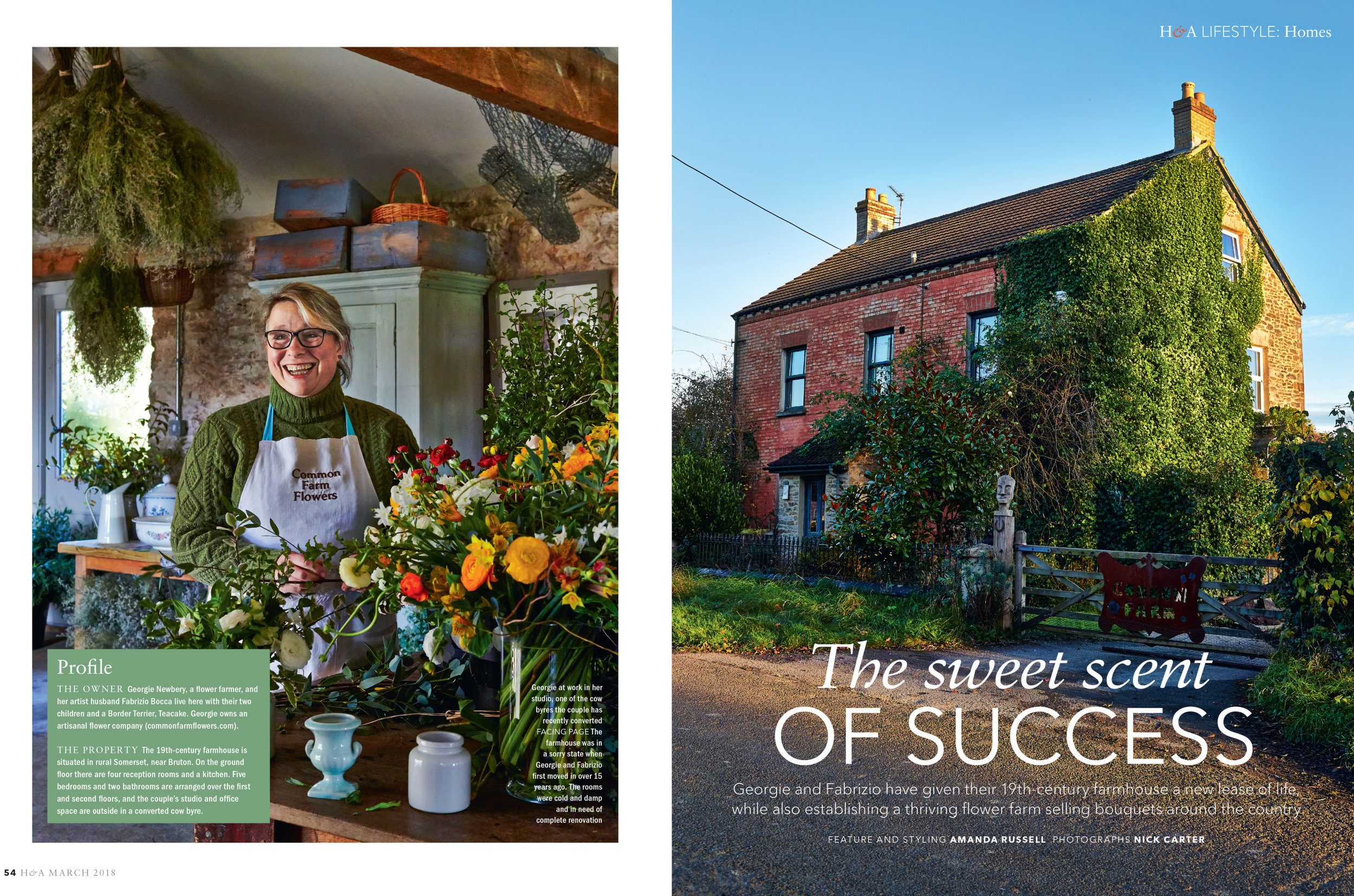 Home and Antiques, March 2018