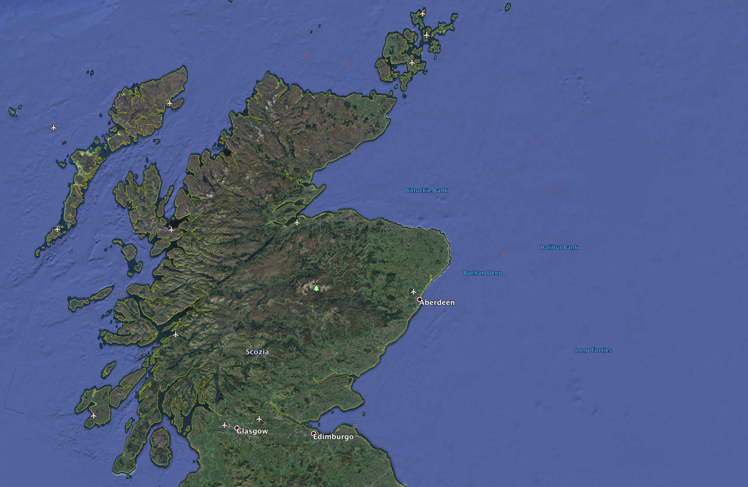 locations prescelte -