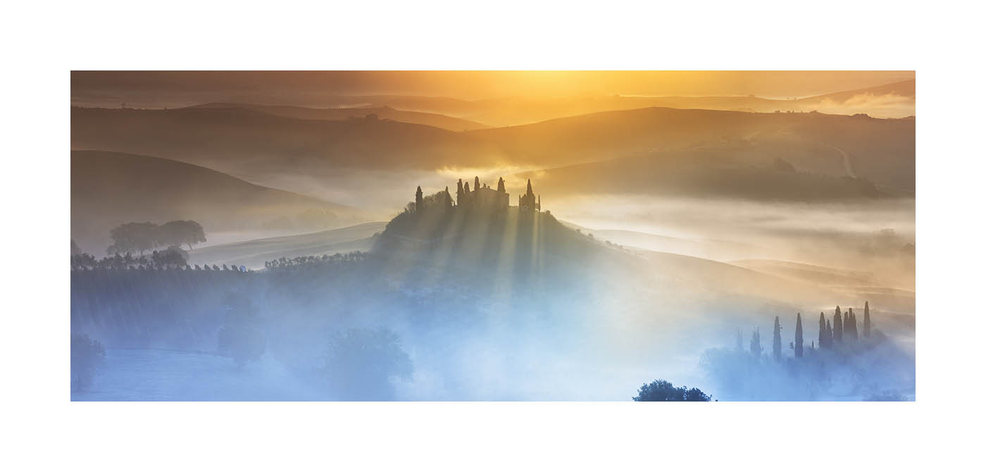San Quirico d'Orcia, Tuscany