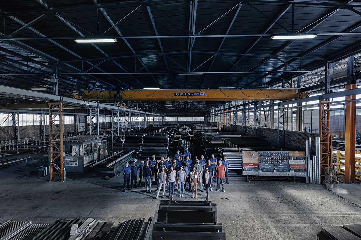 Ferro Umbria, fotografia industriale, fotografo industriale commerciale Terni Perugia Umbria
