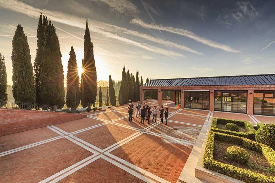 POLIZIANO - winery in Montepulciano
