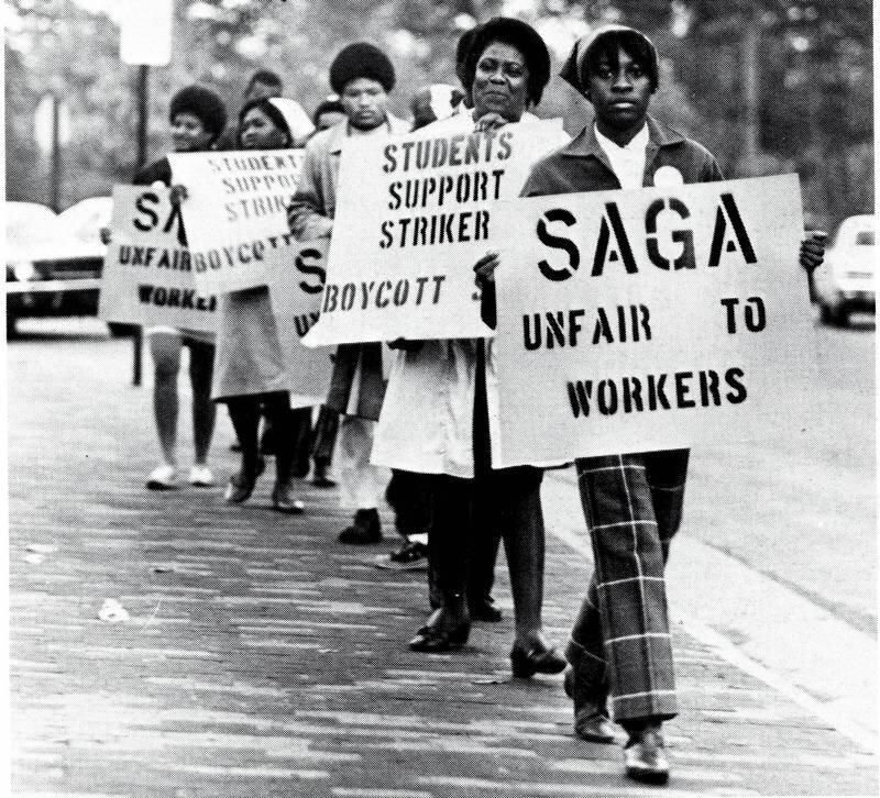 """   Second Food Workers' Strike: November and December 1969,   "" Carolina Story: Virtual Museum of University History."