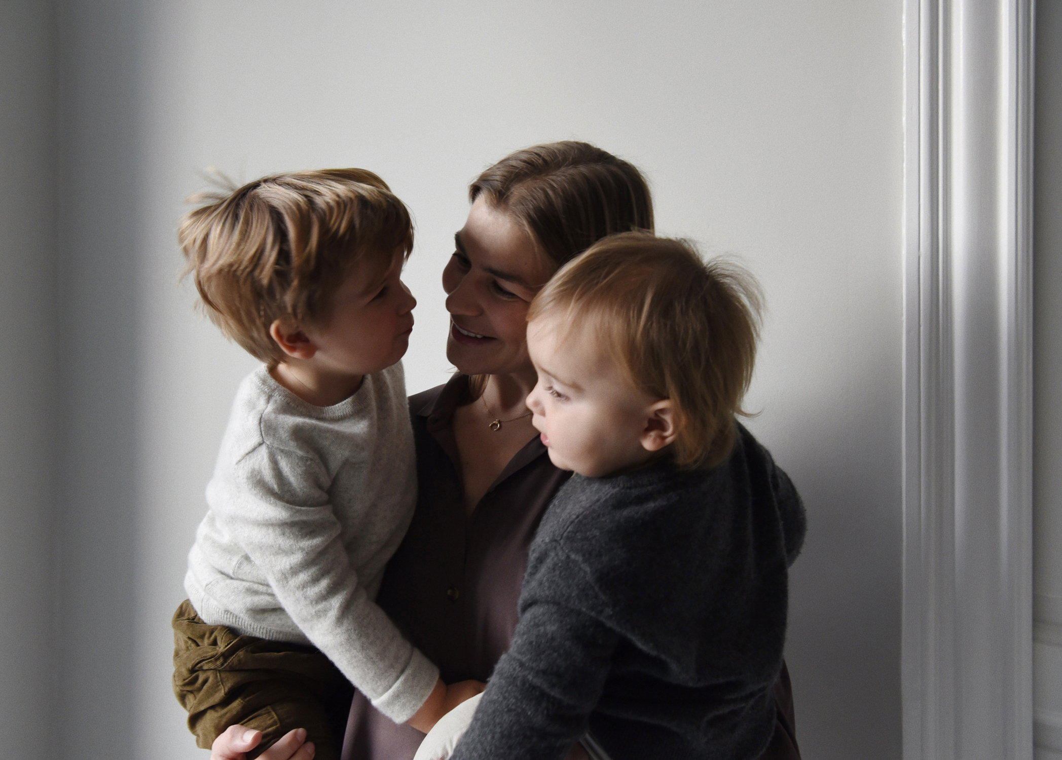 Stephanie Bach - Mom to Walter (3) and Holger (1)