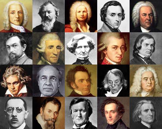 Workshop 1 Componistendans - Ontdek verschillende componisten al dansend. Wie waren ze? Hoe is hun muziek? Hoe kunnen we al dansend deze muziek ontdekken?