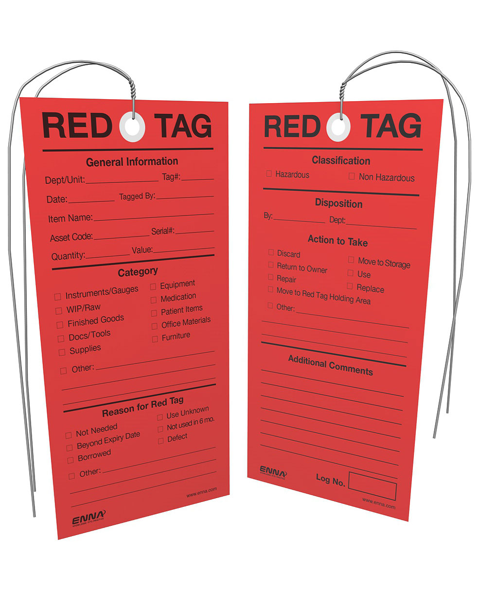Red Tags available on Amazon at stupidly extortionate price