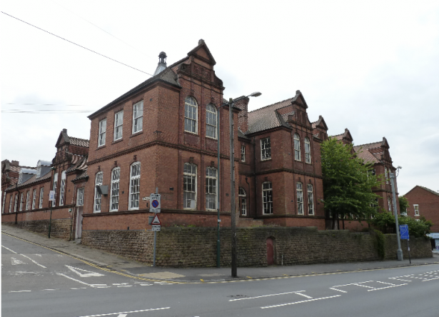 Primary Open Arts Space in Nottingham