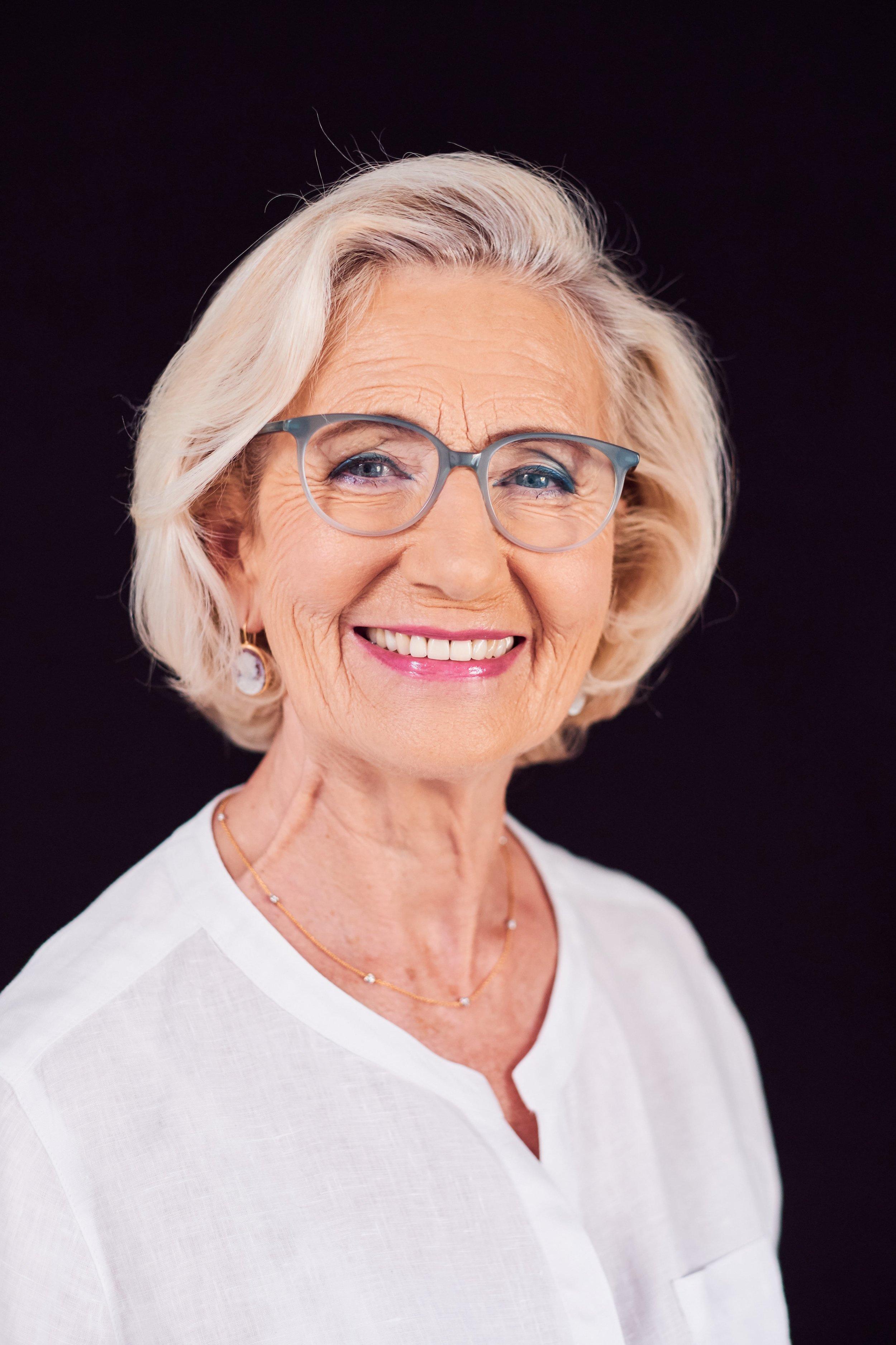 Gloria Eichhorn - Inhaberin, Geschäftsführerin, Augenoptikerin