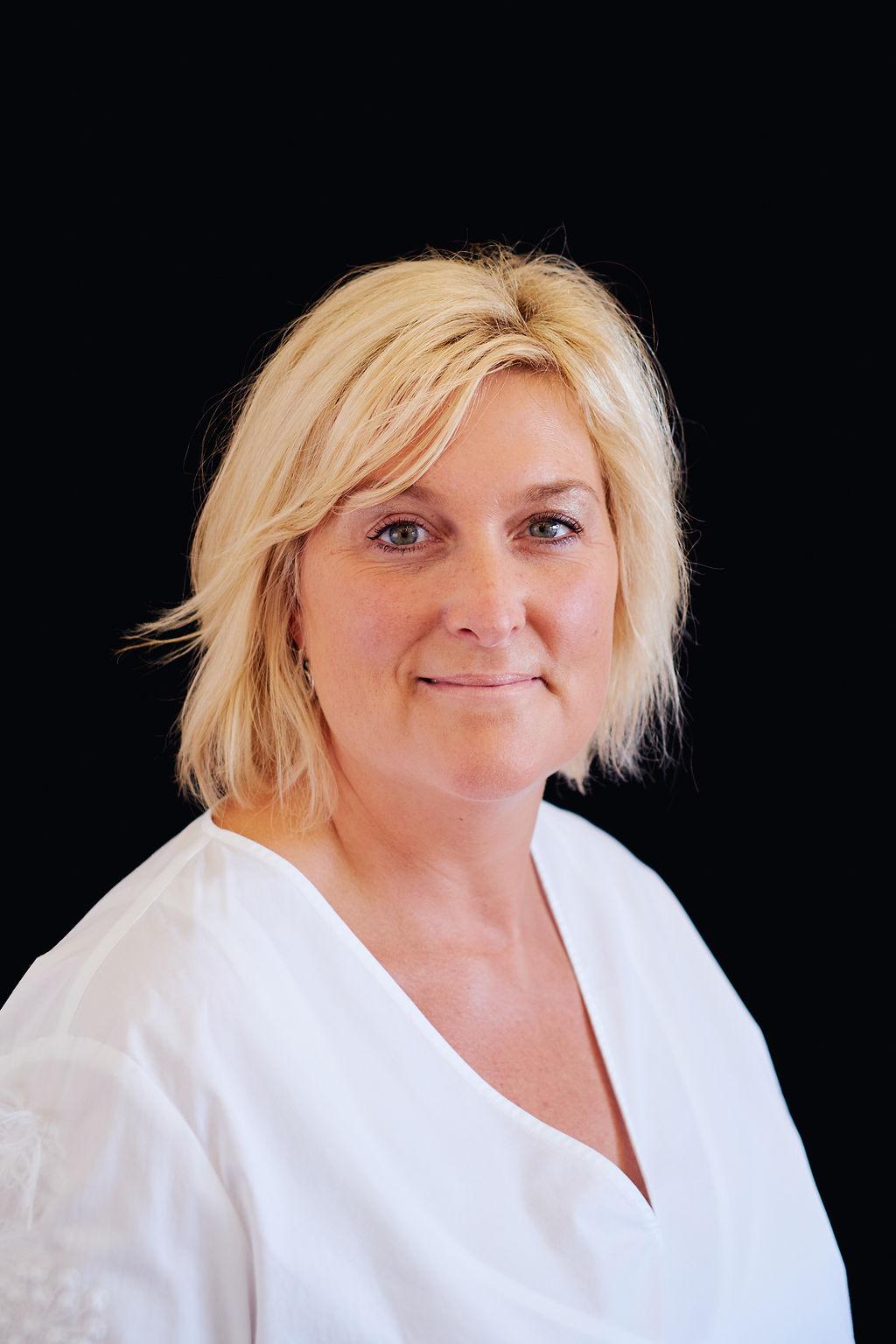 Annette Schenk-Droßard - Augenoptikerin