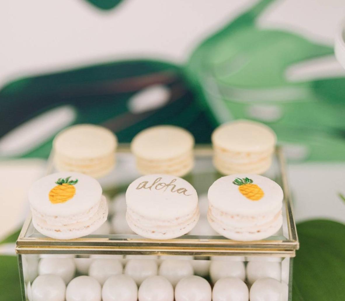 Marisa's Bridal Shower Sweet Table