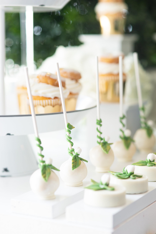 Marissa's Bridal Shower Sweet Table