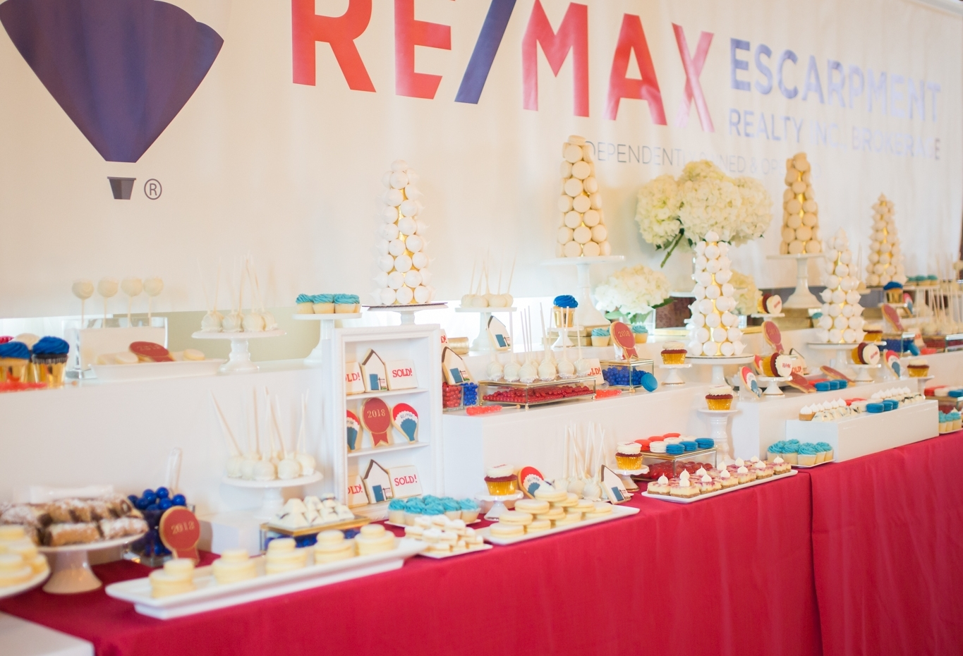 Looking to spoil clients and staff at your next corporate party?Ask us about corporate sweet tables! -
