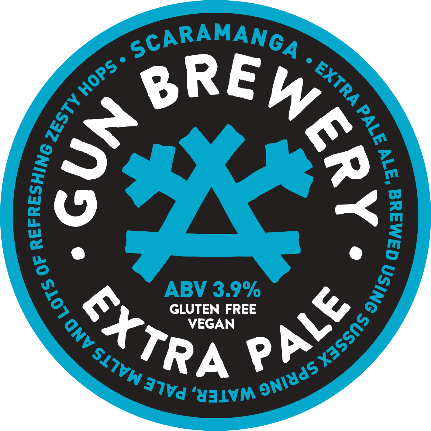 Copy of Scaramanga Extra Pale Ale