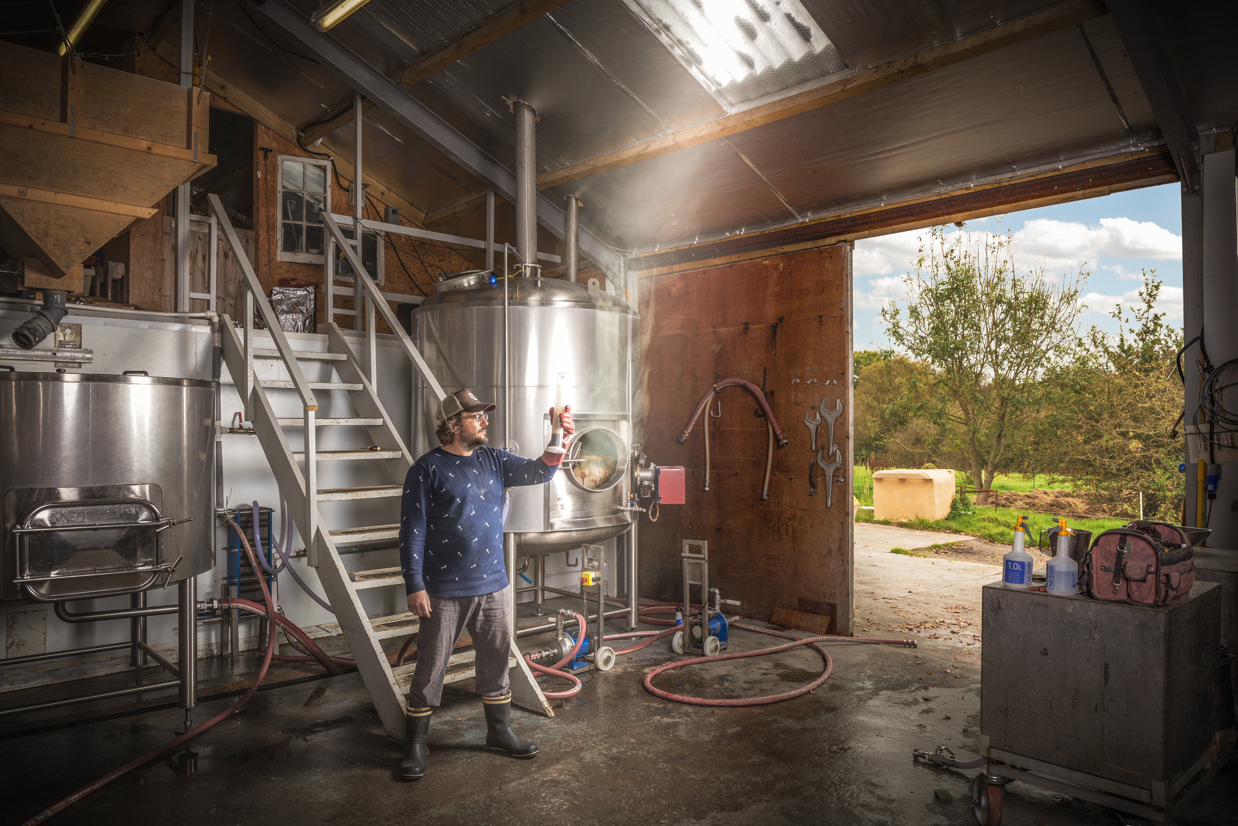Gun Brewery by Chris Brock