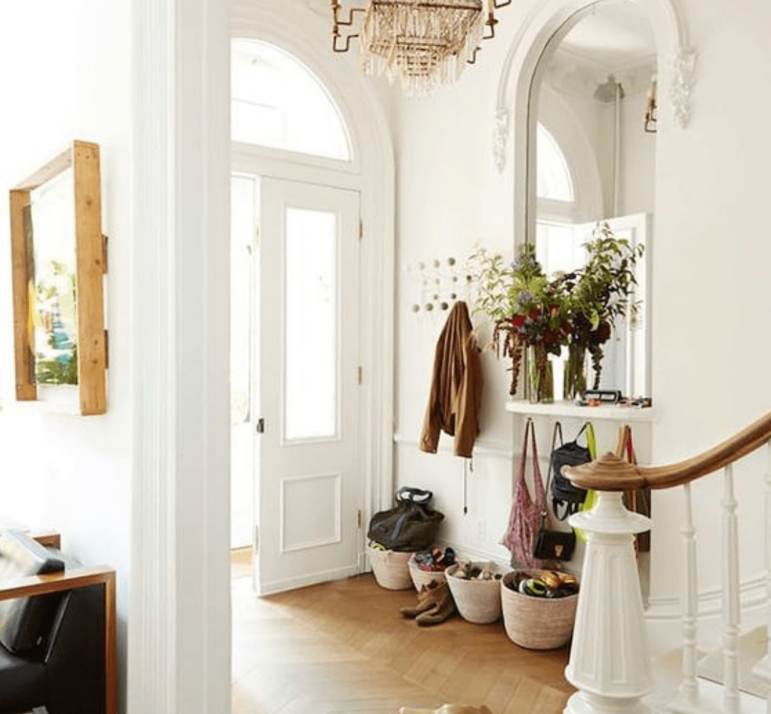 Get the Look: 4 Functional, Pretty Entryways for Small Spaces
