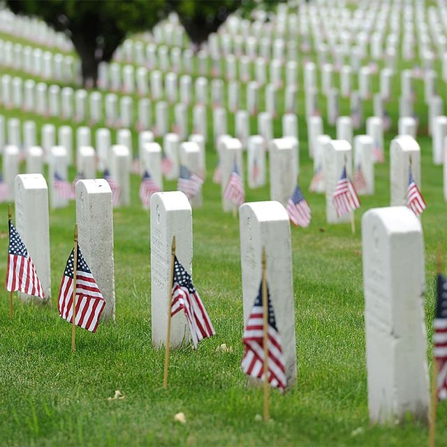 Remembering those who made the ultimate sacrifice.