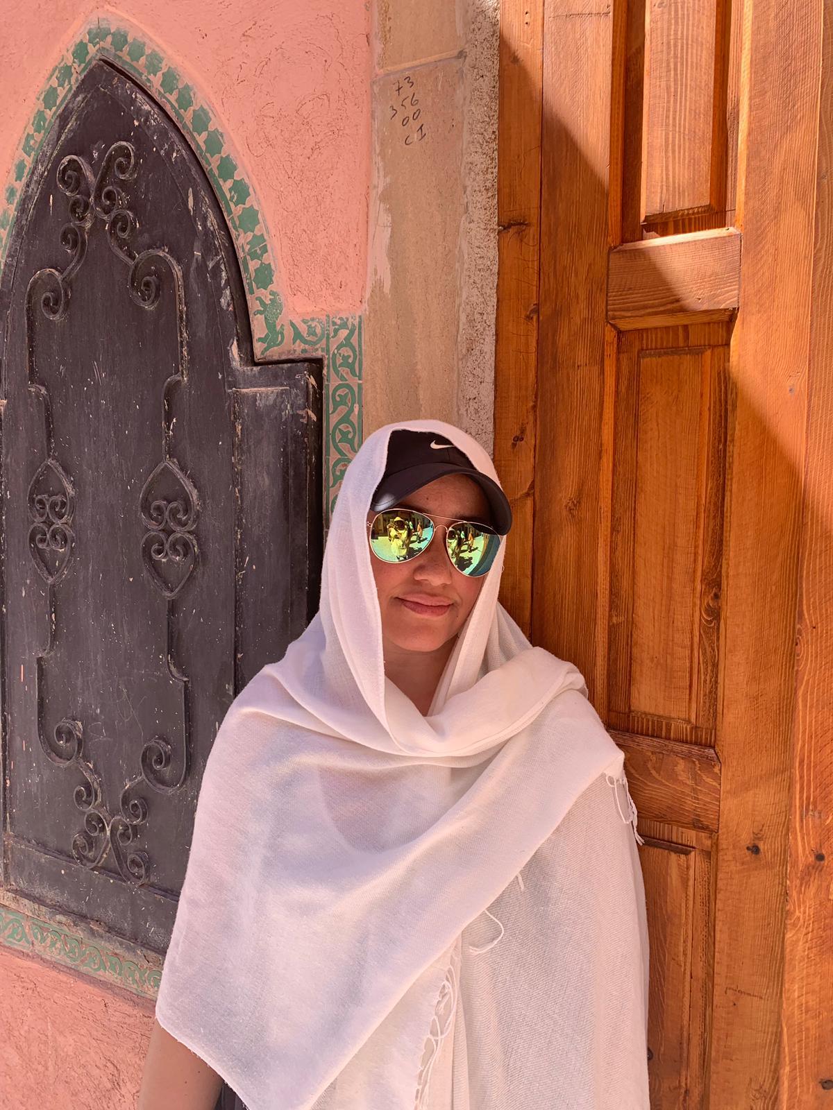 Adalgisa D. - May 2019 Morocco WanderFULL Retreat
