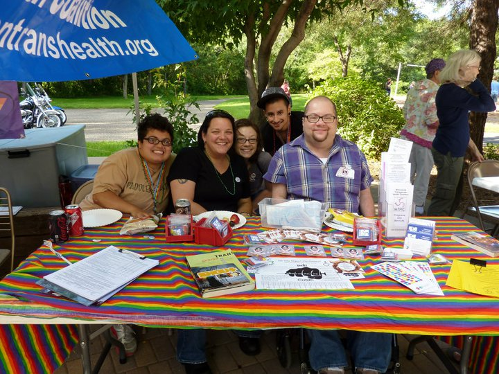 volunqueers tabling at anoka youth pride.png
