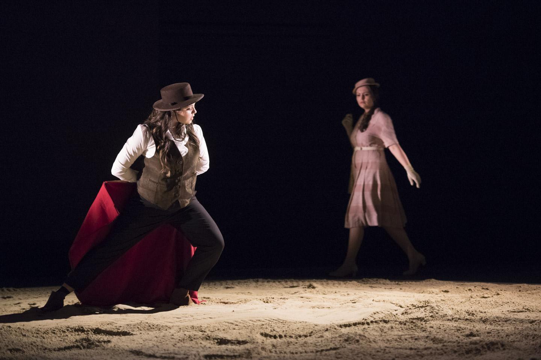 La tragédie de Carmen , Royal Academy of Music, London, 2018.  Director: Jeanne Pansard-Besson