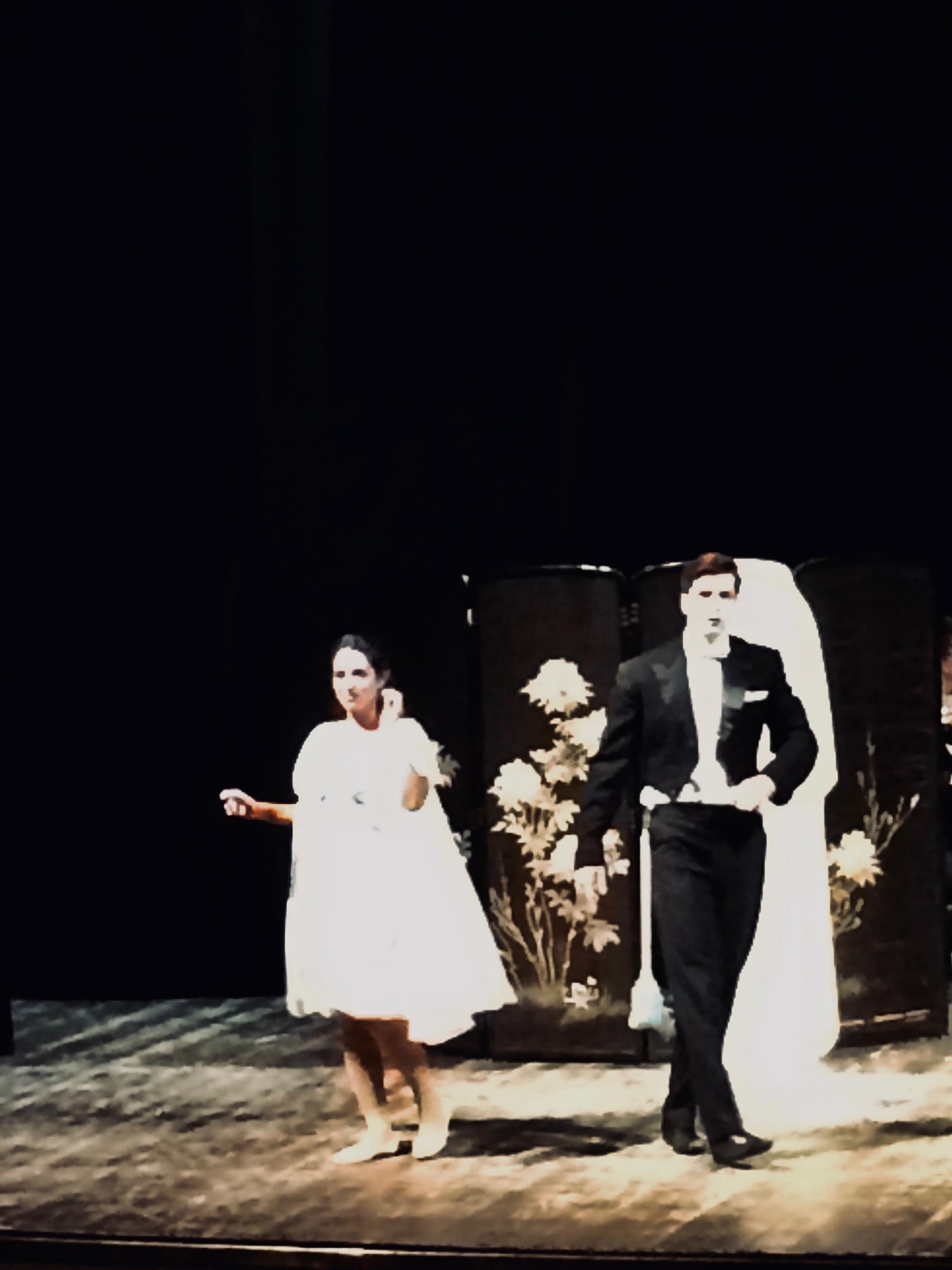 La Scala di Seta , Teatro Signorelli, Cortona, 2018. Director: Jeanne Pansard-Besson