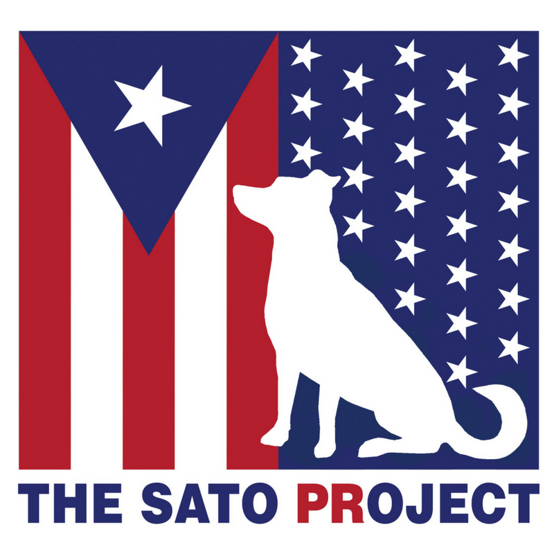 "The Sato Project - Partner Dates: October 3-5The Sato Project is dedicated to rescuing abused and abandoned dogs in Puerto Rico, locally referred to as ""satos"". Since its inception in 2011, The Sato Project has largely focused its efforts on a place unfortunately known as ""Dead Dog Beach"" in the municipality of Yabucoa, one of the island's poorest. We have rescued over 2,800 dogs to date, rehabilitated them with the highest standards of veterinary care and placed them in loving homes in the mainland U.S. We are addressing the underlying causes of overpopulation, abandonment, and abuse through community outreach and a low-cost Spay, Neuter, Vaccine and Microchip Program. Since the devastation of Hurricane Maria, The Sato Project has evacuated over 1,400 dogs to safety and is working to keep families with their beloved pets, and to help the many animals left behind in the storm's aftermath.https://www.thesatoproject.org"