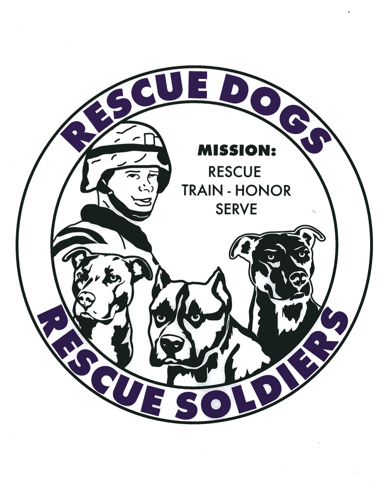 Rescue Dogs Rescue Soldiers - Partner Dates: October 8Rescue Dogs Rescue Soldiers provides long term and short term care for homeless animals. We also provide pet therapy services and train dogs for Veterans in need of service dogs.Train rescue dogs as service dogs for soldiers injured in Iraq and Afghanistan.• Name the dogs in honor of fallen soldiers and carefully pair the dogs with veterans to allow a better life for both soldier and dog.• Work with teens in a juvenile detention facility to train the dogs.http://rescuedogsrescuesoldiers.org