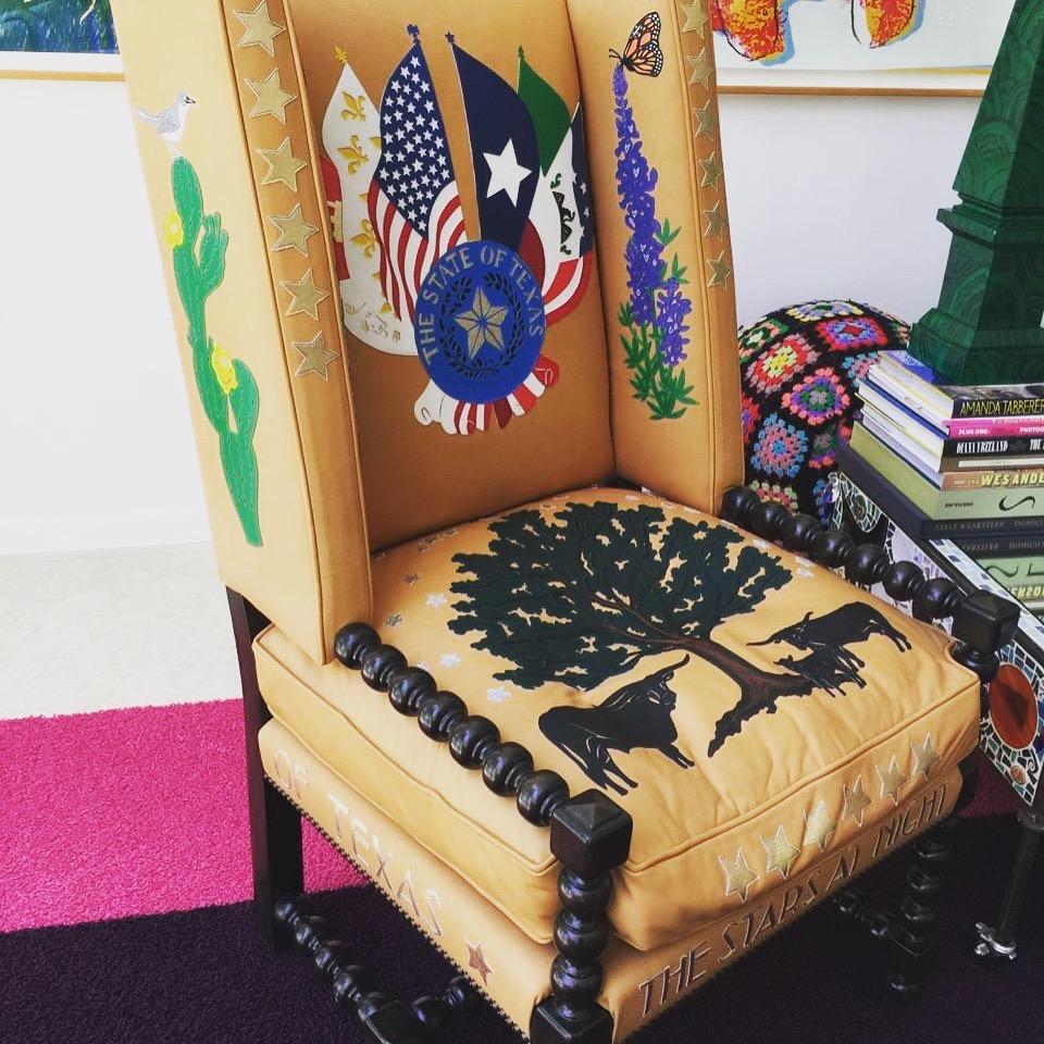 Texas chair