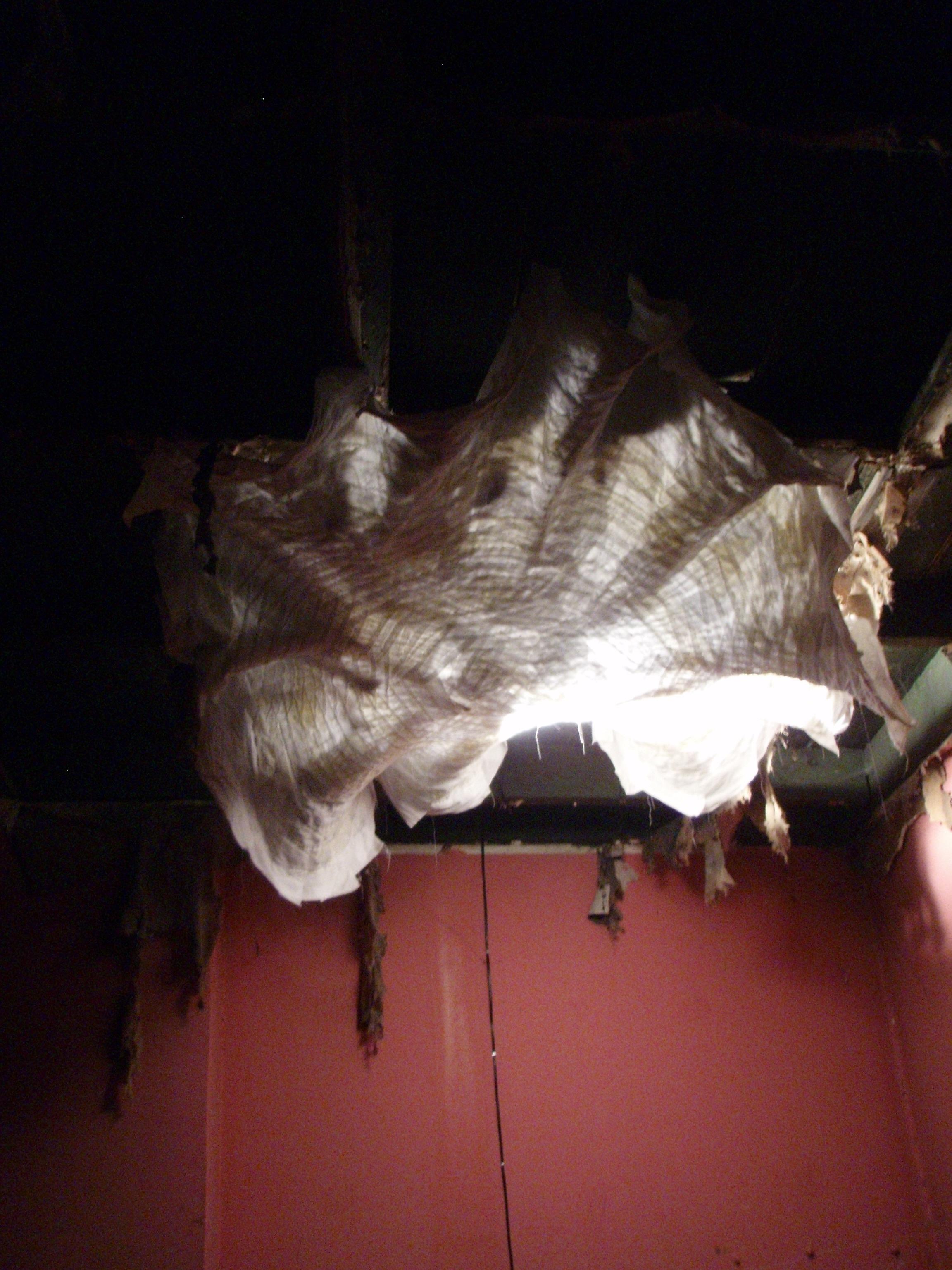 bandage ceiling piec