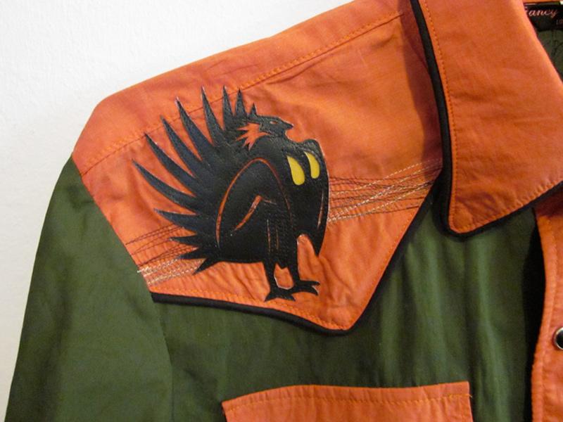 sage grouse detail