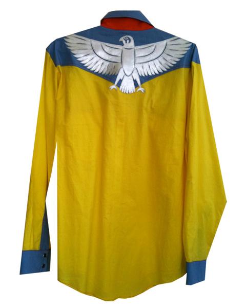 thunderbird snap shirt