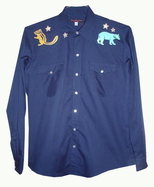 critters snap shirt