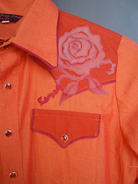 rose & bramble detail