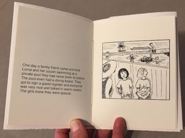 Peg book printed edition, 2018