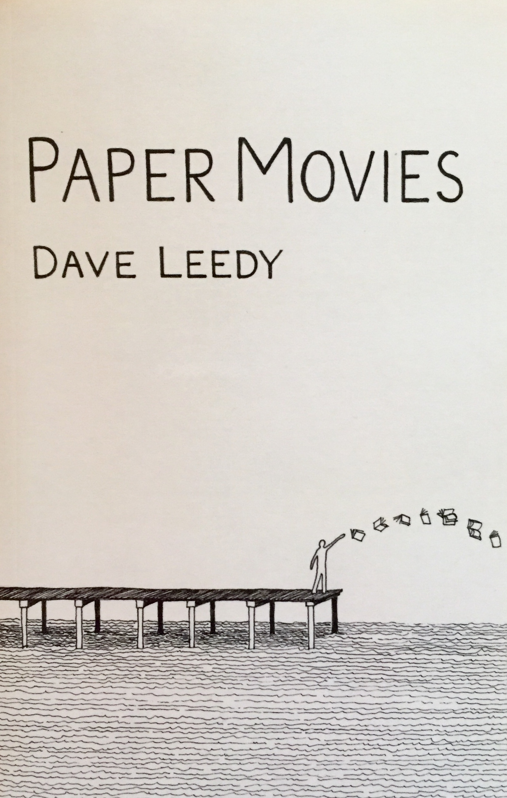 Paper Movies book cover