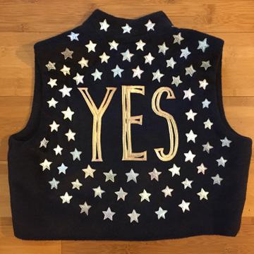 Yes vest