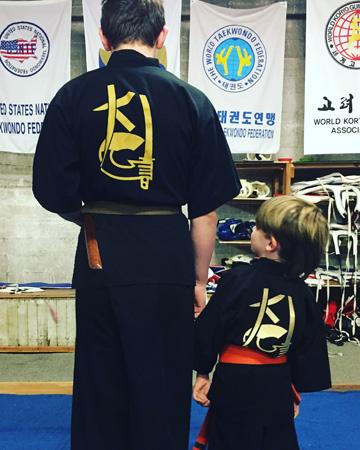 special Gumdo Swords uniform