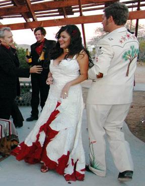 Marina + David's wedding