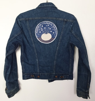 Marfa Mycological Society jacket