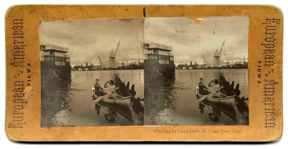 Seattle Canoe Project