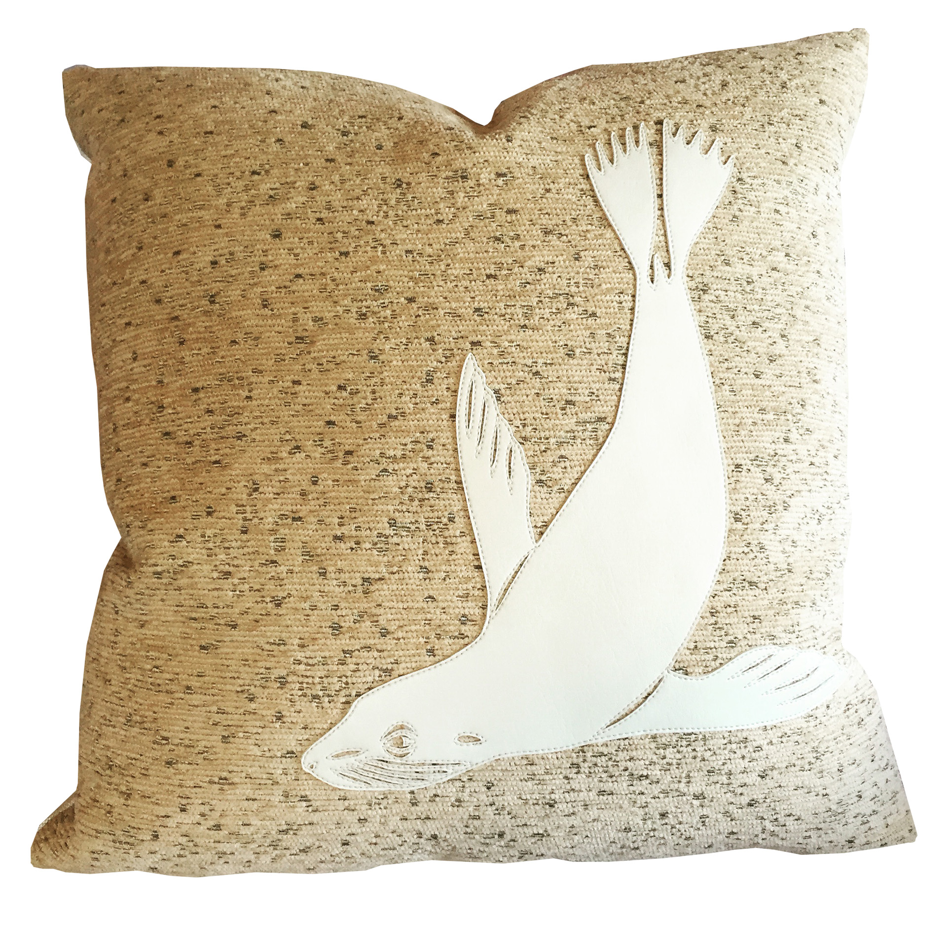 sea lion 2 cushion