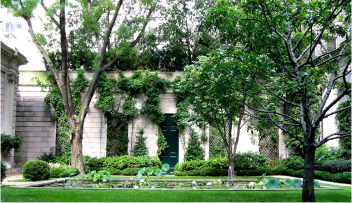 The Russell Page Garden