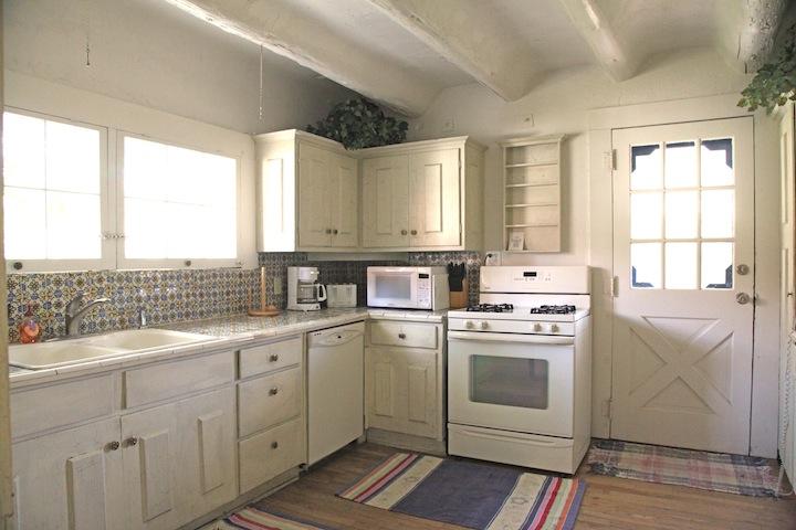 Las Milpas's kitchen.