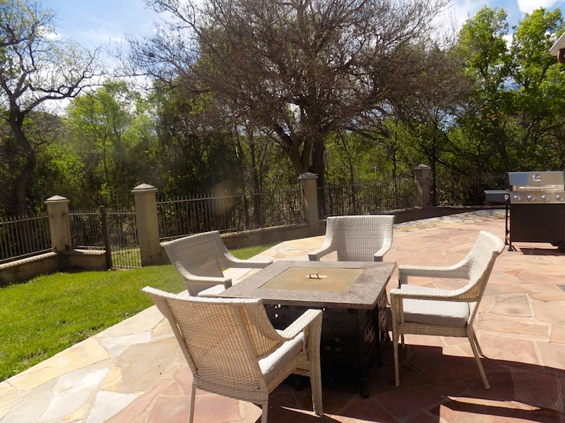 Helenita Back Terrace & Patio Furniture