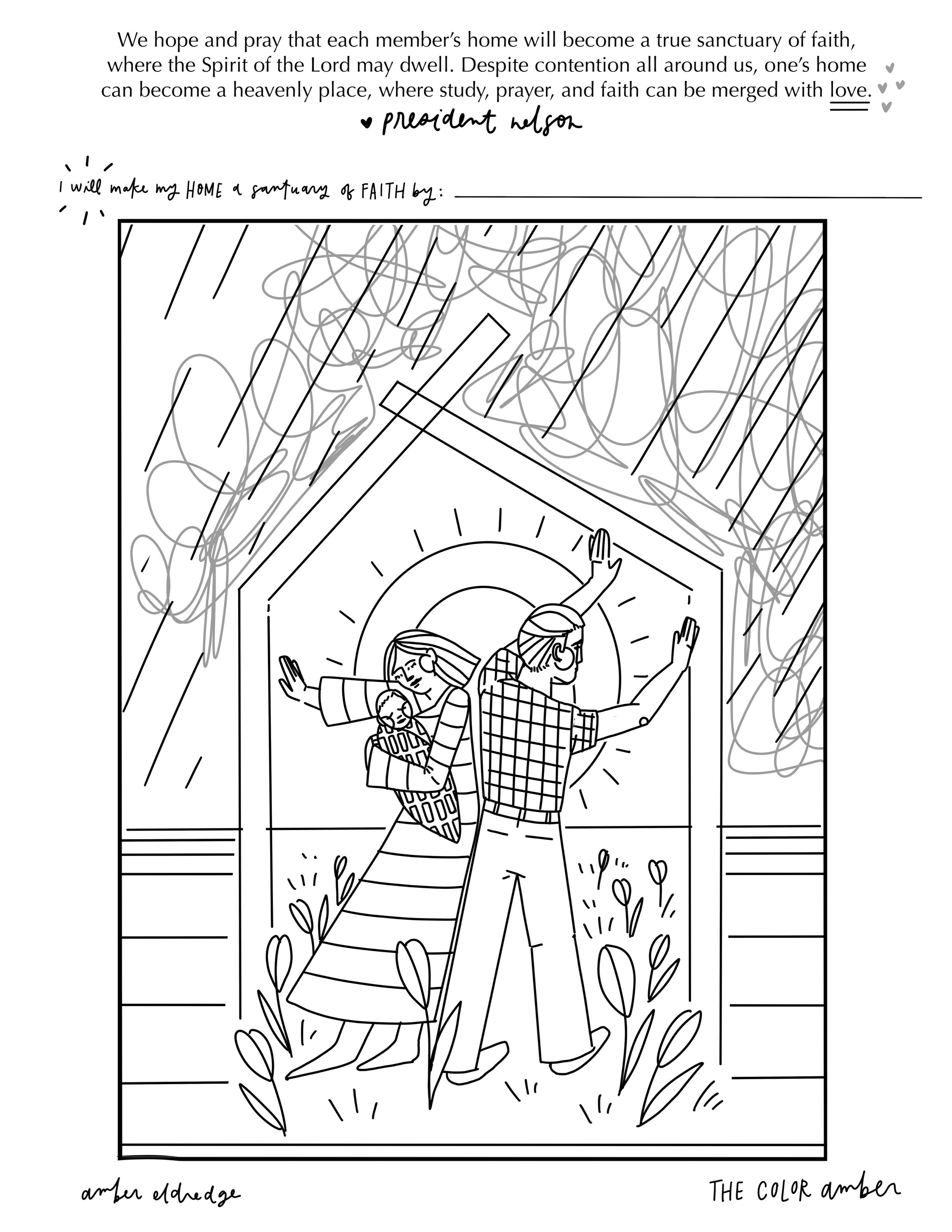 Printable Hope Coloring Pages   Love coloring pages, Coloring ...   3235x2500