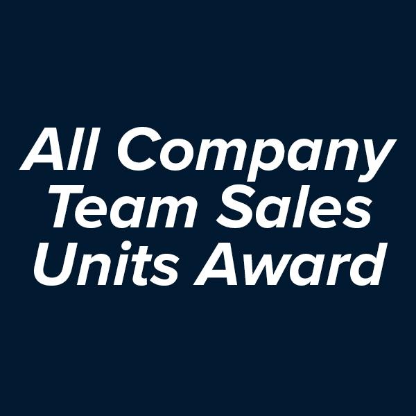 All Company Team Sales Units Award.jpg