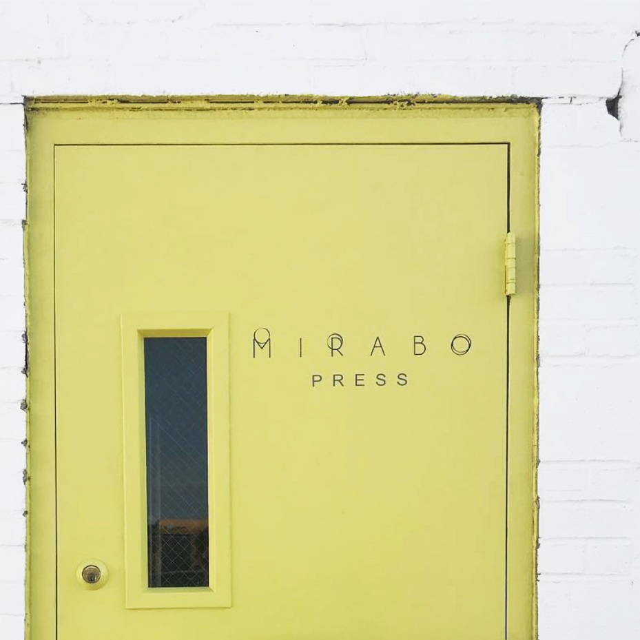 BONUS ARTICLE | MIRABO PRESS  In this episode of pine|copper|lime Miranda speaks with Bob Fleming, Rachel Shelton, and Mizin Shin co-founders of Mirabo Press in Buffalo, New York. The three friends and colleagues started their imprint in August of 2018, making it officially shiny, new, exciting, and still in the works. In this article they talk about the process of undertaking such a project and the rewards and challenges inherent in turning a 6800 square foot engine factory into a studio equipped for woodcut, intaglio, screenprint, and enamelling. As well as, how the rise of Rustbelt American cities, like Buffalo, are providing new opportunities of art and artists.   Article