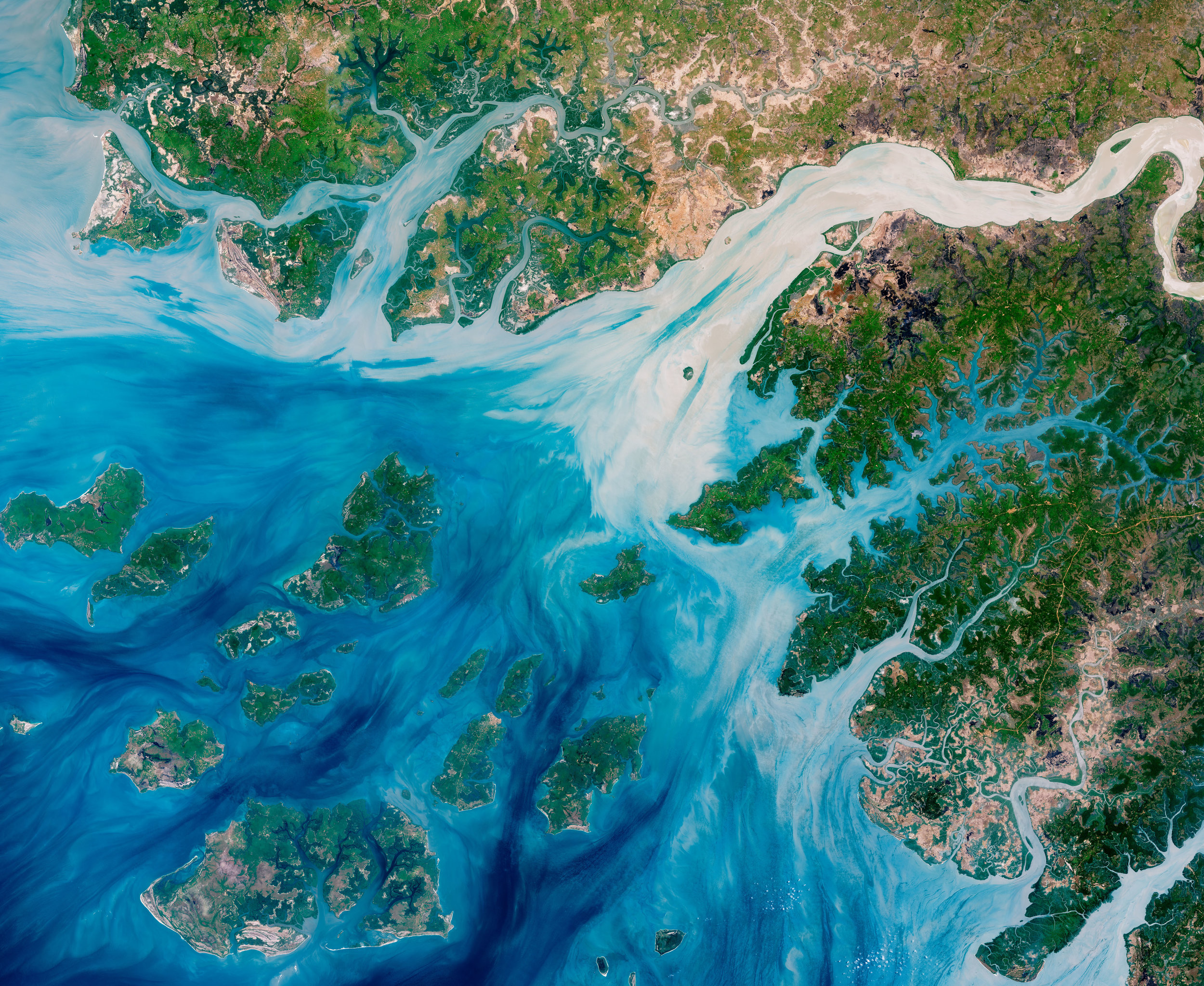 ACCOUNTING FOR NATURE'S VALUE ON A NATIONAL SCALE - Earth Observations is working to leverage the power of satellite data by partnering with governments to create standardized accounting systems that include the benefits of nature.