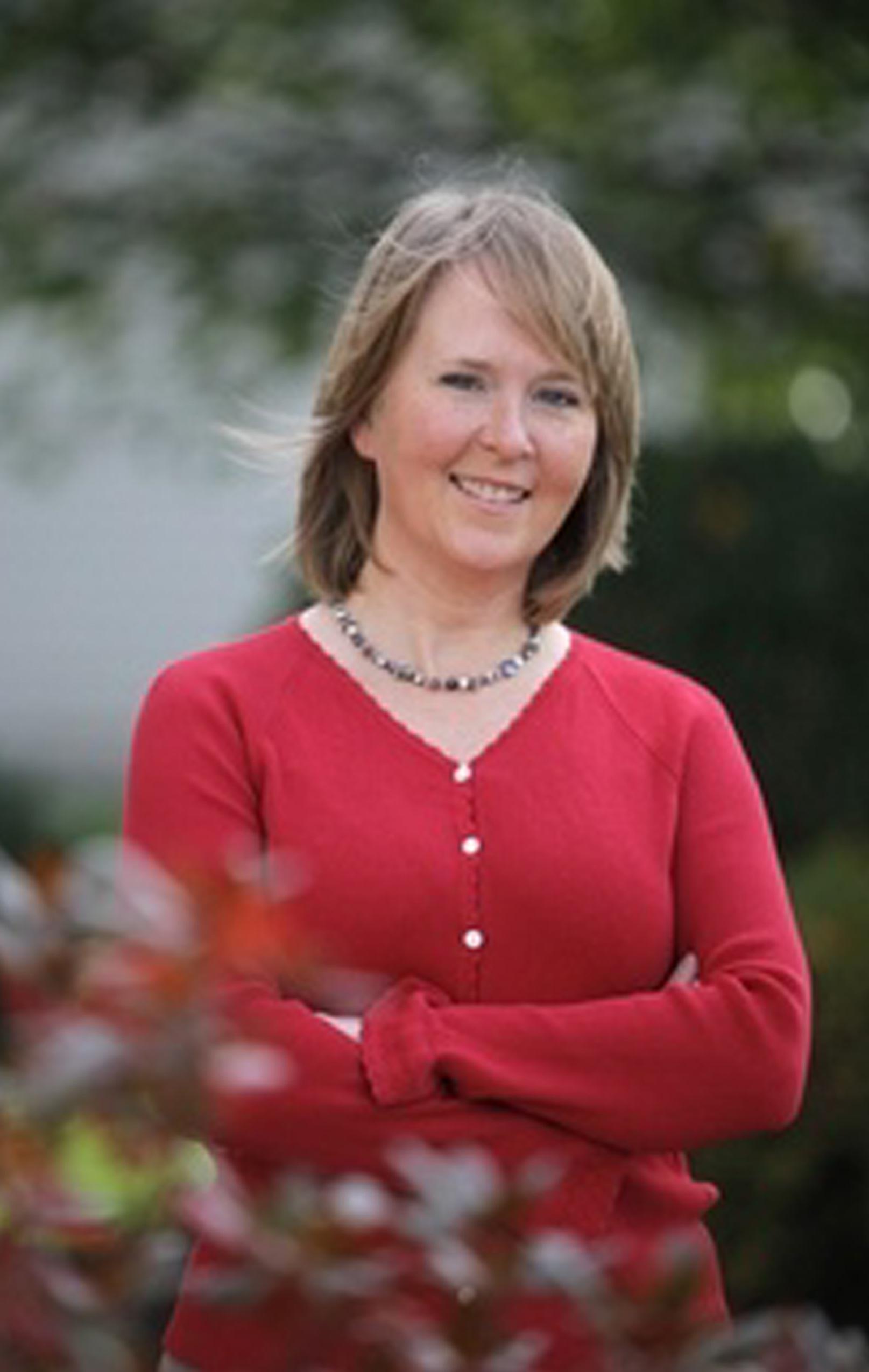 Sally Bacchetta, adoptive mother and author
