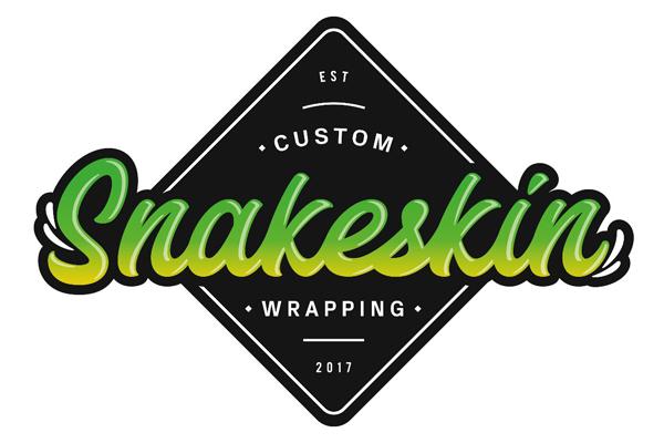 Snake Skin Bike Wrapping