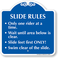 We prefer these slide rules anyway.